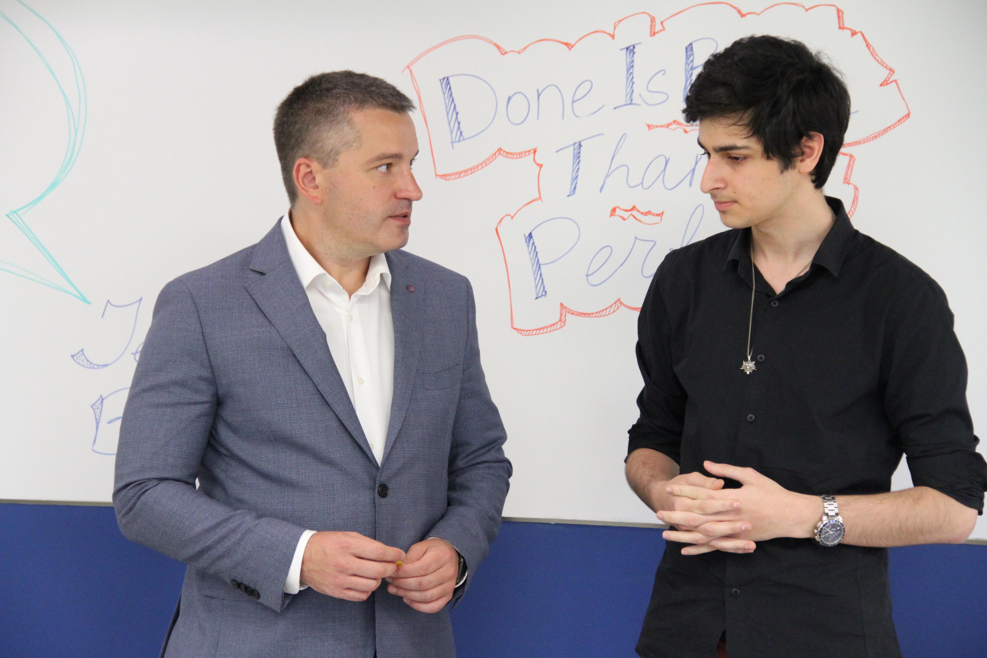 В Ереване открылся Beeline Startup Incubator 2