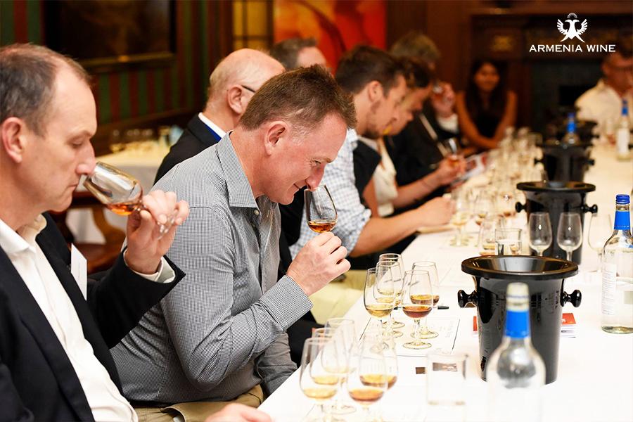 Коньяк Armenia Wine - в числе лучших на международном конкурсе 1