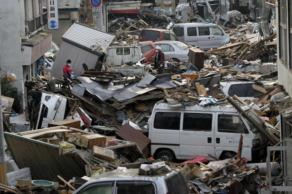 Восстановление после землетрясения обойдется Японии в $150 млрд