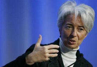Глава МВФ: США ставит под удар фондовые рынки