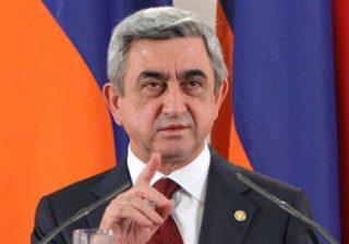 Президент Серж Саргсян посетил столичное детское медицинское учреждение «Арабкир»