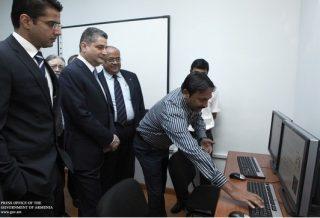 В Ереване открылся армяно-индийский центр информационных и телекоммуникационных технологий