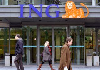 Чистая прибыль ING Groep увеличилась в 7 раз