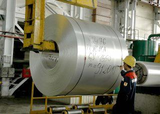 Завод АРМЕНАЛ превысил проектный уровень производства фольги