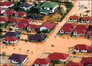 Наводнение в Таиланде стоило перестраховщикам $8-11 млрд.