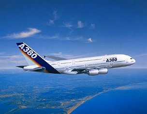 Производитель Airbus увеличил прибыль почти в два раза