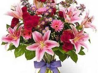 Грузия импортировала цветов на 2,5 млн. долл.