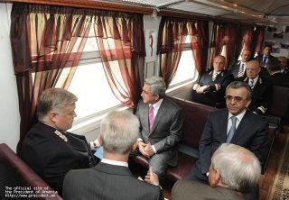 Серж Саргсян посетил Лорийскую и Тавушскую области