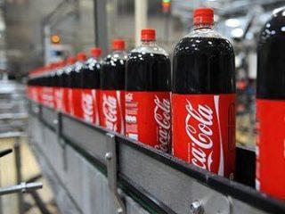 Прибыль Coca-Cola в начале 2012г. превысила 2 млрд. долл.