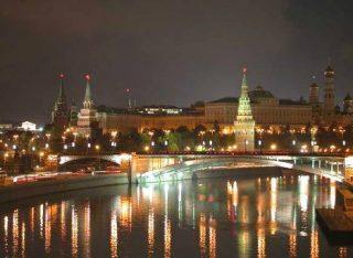 В 2011 году число туристов в Москве выросло на 12%