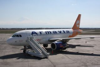 """Армавиа"" приобретет самолеты Airbus и Boeing"