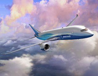 Финансовые показатели Boeing