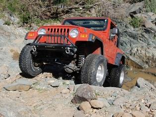 В Армении пройдет открытое международное первенство в классе Jeep-Profi