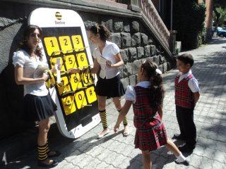 Компания «АрменТел» объявляет о проведении ряда праздничных акций для учеников