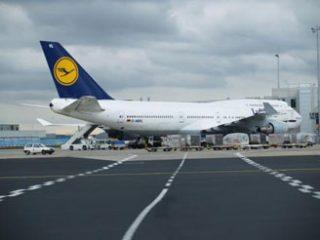 Lufthansa отменила более 1000 рейсов из-за забастовки проводников