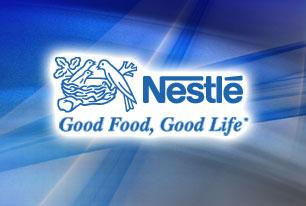 С начала года объем продаж Nestle увеличился на 11%