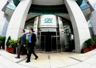"""На """"дочку"""" Credit Agricole претендует теперь только греческий Alpha Bank"""
