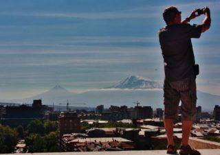 В этом году Армению посетили 603 тыс. туристов
