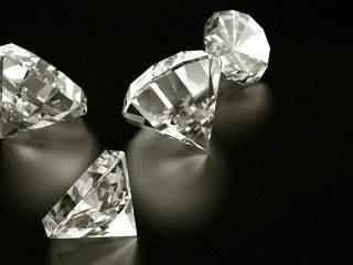 Фантазийный бриллиант темно-голубого цвета продан почти за 11 млн. долл.
