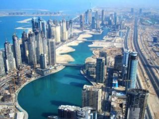 В Дубае будет выстроен самый большой в мире торговый центр