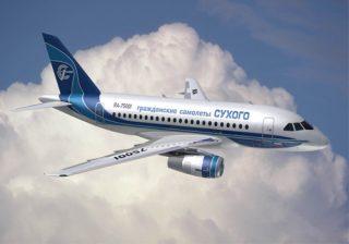 Убытки производителя Superjet выросли в 6 раз