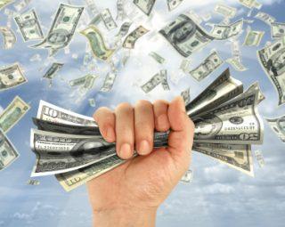 Чистый отток капитала в США составил 56,7 млрд. долл.