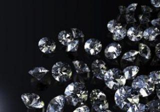 "Объем реализации алмазов и бриллиантов ""АЛРОСА"" составит 4,5 млрд. долл."