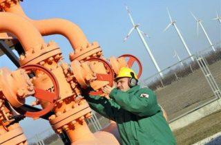 Украина сократила транзит газа в Европу и СНГ на 19,1%