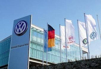 Самой популярной машиной в Европе признана VW Golf