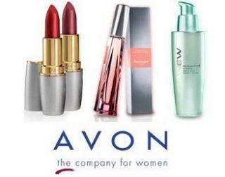 Avon за октябрь-декабрь увеличил выручку в России на 3%