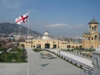 Внешнеторговый оборот Грузии в начале года  увеличился на 1%