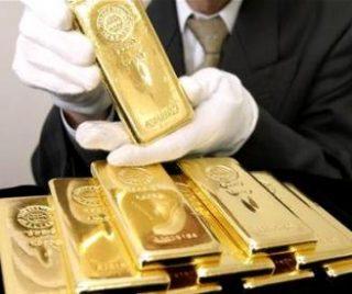 Мировой спрос на золото в 2012 году снизился на 4%