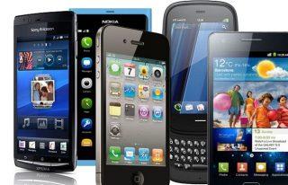 Впервые за три года упали продажи мобильников