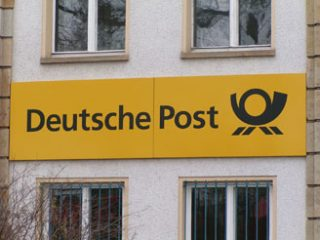 Годовая прибыль Deutsche Post увеличилась на 42,6%