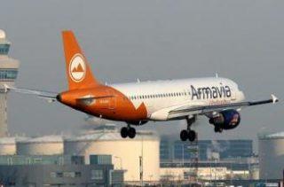 """Авиакомпания """"Армавиа"""" прекращает все рейсы"""