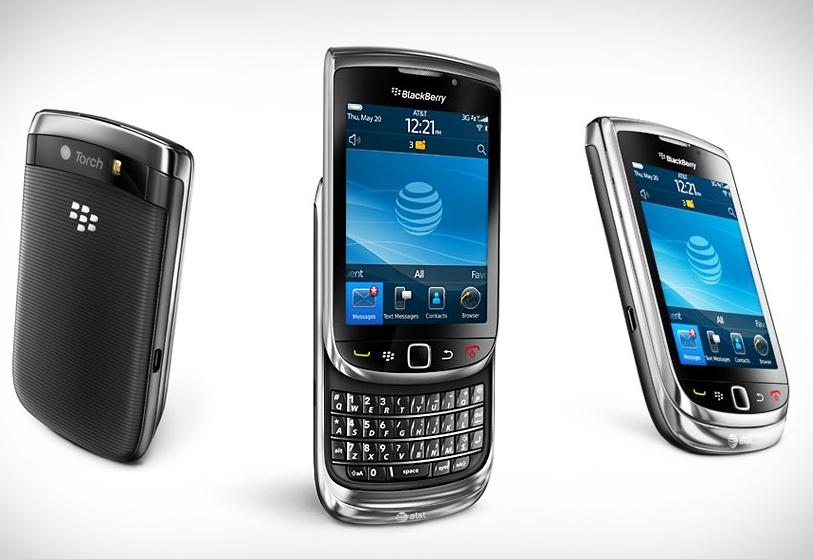 Чистый убыток BlackBerry в 2013 фингоду составил 646 млн. долл.