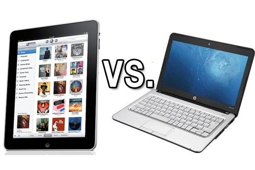 IDC: В скором будущем планшеты по продажам обгонят PC и ноутбуки