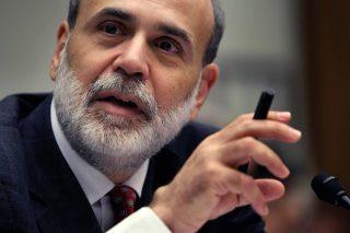 Бернарке: Экономика США постепенно восстанавливается