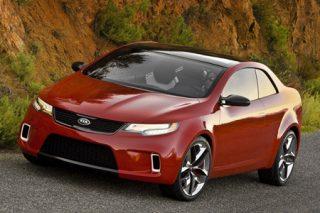Kia представила новый бренд автомобилей