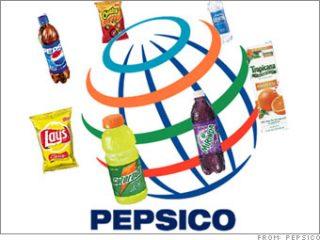 PepsiCo сократила чистую прибыль в январе-марте на 4,6%