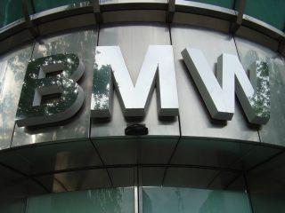 Квартальная прибыль BMW сократилась на 3%