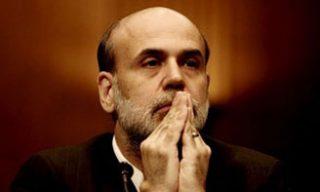 """Б.Бернанке вероятно не собирается выключать """"печатный станок"""""""
