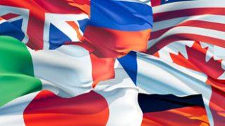 """Лидеры """"восьмерки"""" призвали к либерализации торговли и инвестиций"""