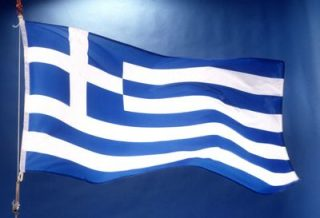 Экономика Греции за квартал сократилась на 5,3%