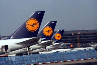 Deutsche Lufthansa AG увеличила квратальный убыток на 16,5%