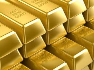 Золото рухнуло до минимум за последние два с половиной года