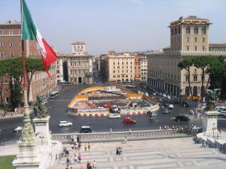 Экономика Италии в I квартале снизилась на 0,6%