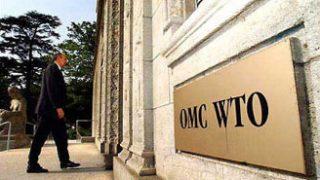 ВТО ухудшил прогноз по росту мировой торговли