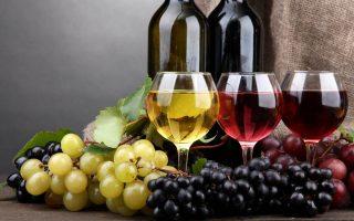 В Россию импортировано более 5 млн. литров грузинских вин