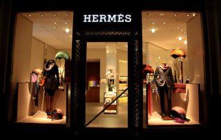 Полугодовая прибыль Hermes выросла на 14%